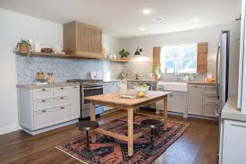 fixer blue kitchen cabinets design tips from the baker house magnolia