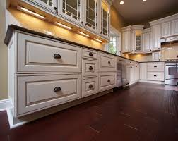 Kitchen Cabinets Drawers Timeless White Glazed Kitchen Cabinets Design Ideas U0026 Decors