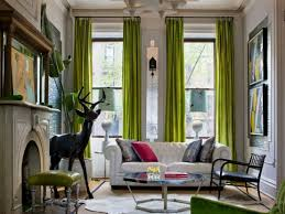 Decorating With Wallpaper by Green Living Room To Prove That Green Is The Prettiest Color