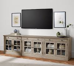 Pottery Barn Benchwright Media Cool Livingston Large Tv Stand By Http Www Cool Homedecorations