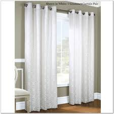 Ruffled Pink Curtains Curtain Ruffled Priscilla Curtains Ruffle Bottom Blackout Panel
