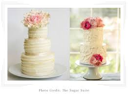Wedding Cake No Icing Wedding Cakes Without Fondant Icing Wild Flour Bakery Photo