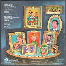 alvin and the chipmunks a chipmunk vinyl lp