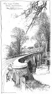 hertfordshire genealogy news a patterson sketch of the river gade