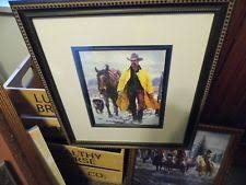 home interior cowboy pictures canvas wall painting abstract canvas prints framed ready