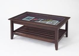 Modern Display Pedestal Coffee Table Glass Topped Coffee Table Modern Marble Coffee