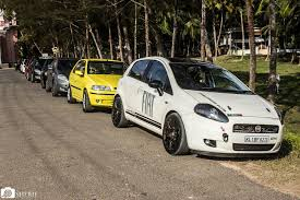 modified gypsy team bhp five beautifully modified fiat puntos
