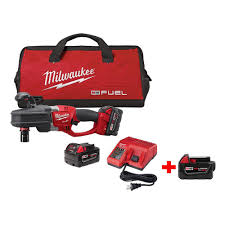 milwaukee m18 fuel 18 volt cordless brushless lithium ion 1 2 in