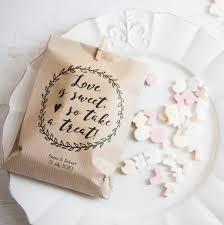 wedding goodie bags 10 is sweet personalised paper goodie bags by wedding in a