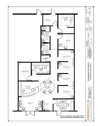 Open Floor Plan Blueprints Interior Open Office Floor Plan Designs With Regard To Top Small