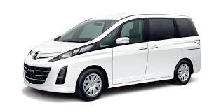 mazda 3 van mazda3 and mazda biante special editions launched autoevolution