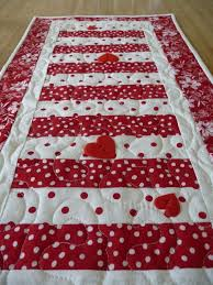 valentines day table runner s day and st s day table runner in one saints