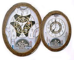 rhythm small world seiko musical clocks texasartdepot