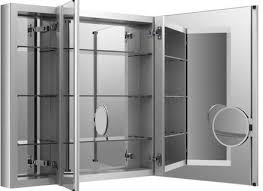Mirrored Bathroom Vanities by Bathroom Cabinets Recessed Bathroom Mirror Cabinets Ensuite
