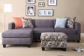 gray sectional sofa microfiber u0026 amazing sectional recliner