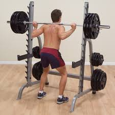 Squat Rack And Bench Press Combo Bodysolid Bench Rack Combo