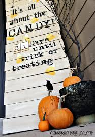 count down to candy the time has come