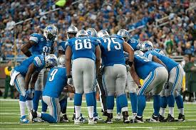 a visual guide to the detroit lions roster offense