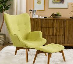 Lime Green Accent Chair Top 7 Lime Green Accent Chairs For Mid Century Modern Living Room