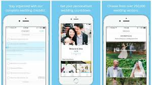 wedding apps 10 great wedding apps to help you plan your big day tech