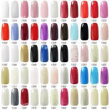 experience custom design ido 1476 gel polish kit nail art set