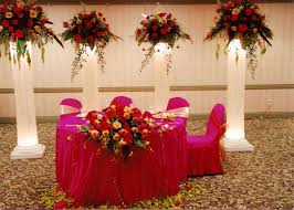 Pillars And Columns For Decorating Download Decorated Wedding Columns Wedding Corners