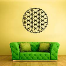 Wall Decals Vinyl Sticker Mandala by Vinyl Stickers Picture More Detailed Picture About 56x56cm Wall