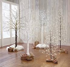 martha stewart living snowy white lighted stick tree christmas