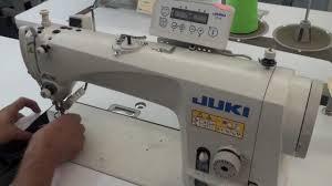 juki automatic single needle ddl 9000b direct drive youtube