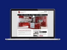 Kitchen Website Design Website Design Bristol U0026 Bath Kitchens Studio 74 Creative Design