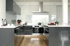 cuisine gris et blanc modele cuisine grise modale cuisine gris et blanc photo cuisine