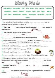 free printable worksheets vertebrates invertebrates animal classification activity worksheets iman s home school