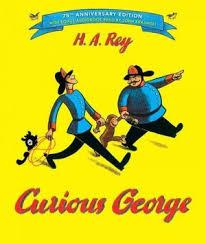 curious george celebrates 75 monkey business npr