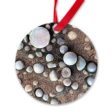 mars pebbles ornament ornaments and decor for astronomy