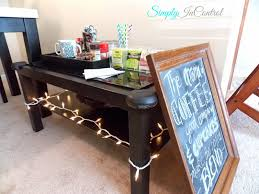 Design Your Own Coffee Table Simply In Control Create Your Own Coffee Tea Chocolate Station