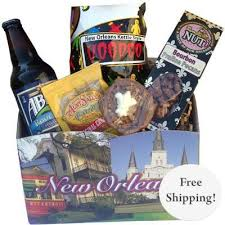 new orleans gift baskets louisiana local products piecesofthere