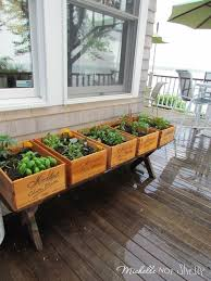 Garden Box Ideas Herb Gardens 30 Great Herb Garden Ideas The Cottage Market