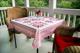 Dining Room Tablecloths by Elegant Dining Room Table Cloths In Interior Designing Home