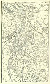 Map Of Babylon The Seven Great Monarchies By George Rawlinson The Fourth Monarchy