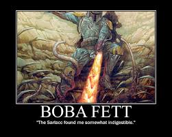 Tentacle Rape Galleries - boba fett escapes the sarlacc by onikage108 on deviantart