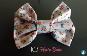 bows for hair d i y hair bow tutorial new zealand food beauty