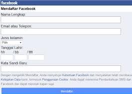 kesulitan membuat akun facebook buat akun facebook baru tanpa email daftar cara buat akun baru dan
