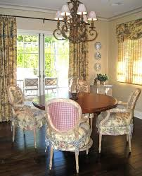 orange county country french dining room traditional with