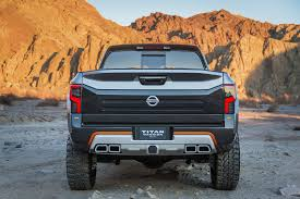 nissan titan diesel for sale nissan titan warrior concept is an off road monster