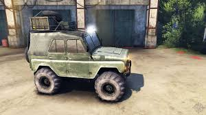 uaz hunter tuning uaz 469 v1 1 for spin tires