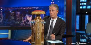 jon stewart says listening to quotes is better than