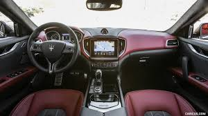 maserati ghibli interior 2017 maserati ghibli sq4 luxury package interior cockpit hd