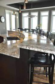 curved kitchen island designs best 25 round kitchen island ideas on pinterest curved kitchen