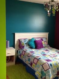 Blue Purple Bedroom - girls bedroom purple and green design home design ideas