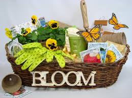 Garden Gift Ideas Sweet Garden Gift Basket All About Gifts Baskets Gardening